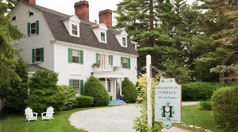 Welcome to the Hampton Terrace Inn