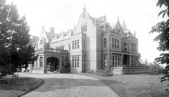 Old picture of Ventfort Hall