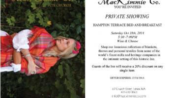 MacKimmie Co. Invite