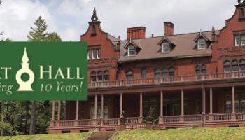 Ventfort Hall and logo