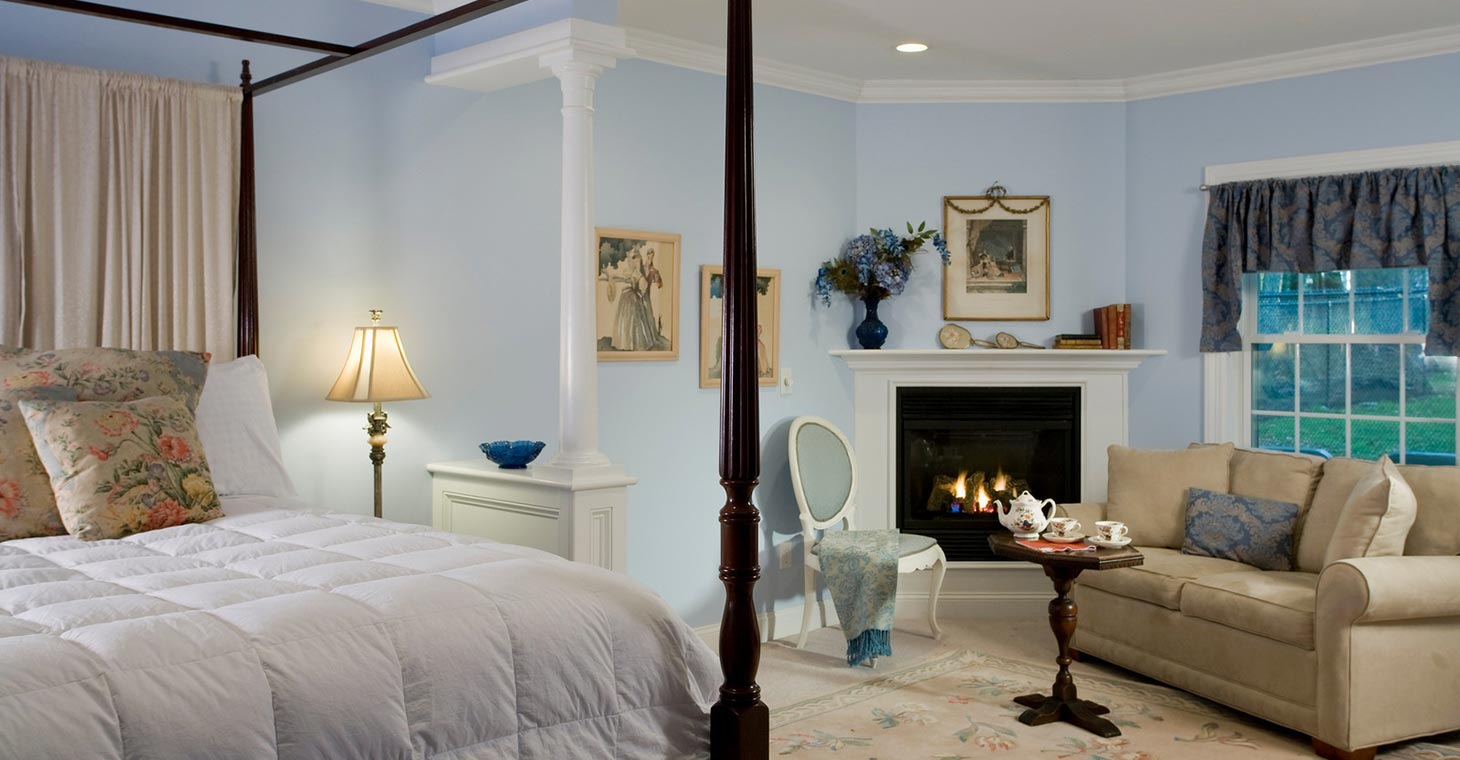 Boutique hotel in downtown Lenox