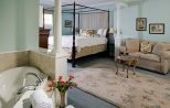 Bedroom Suite in our Luxury Berkshires lodging