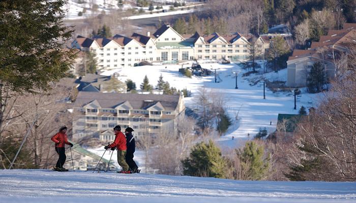 Berkshire skiing