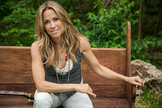 Sheryl Crow at Tanglewood