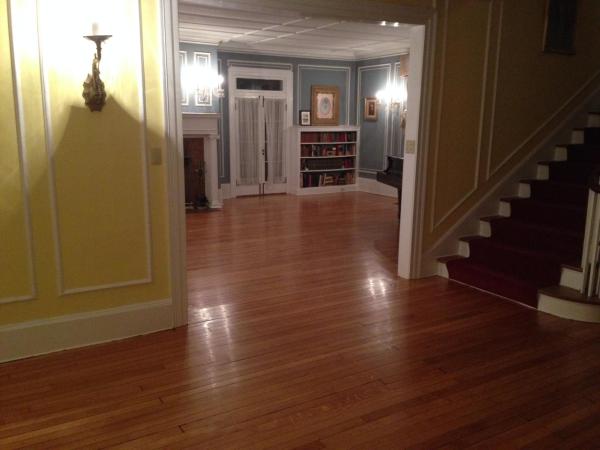 Hampton Terrace Hallway