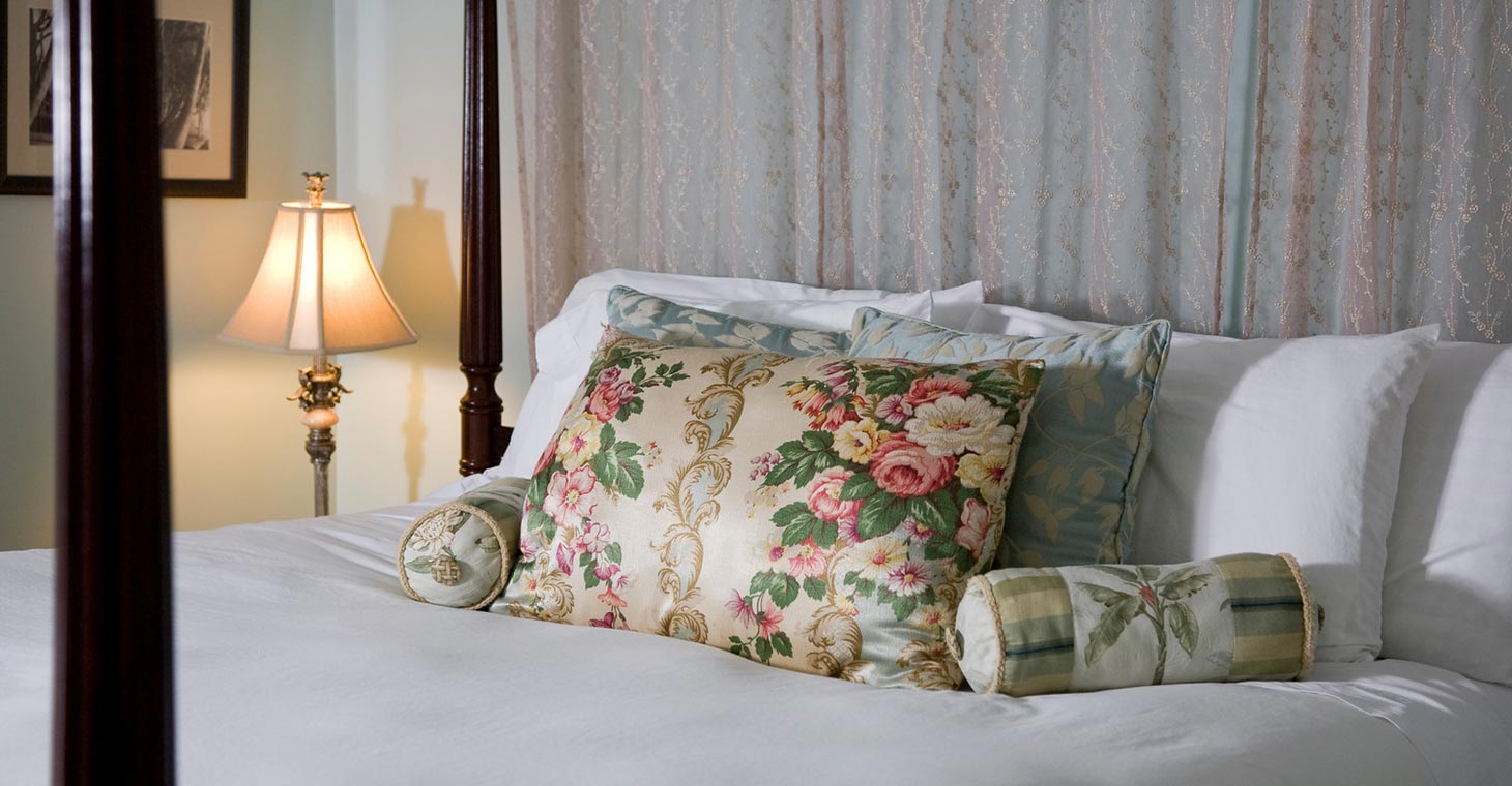 Berkshires Bed and Breakfast fine furnishings
