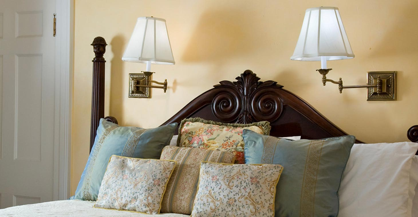 Romantic room and cottages in our Berkshires Bed and Breakfast