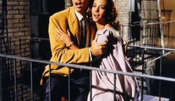 Actors in West Side Story
