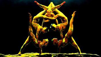 Cirque Shanghai: Bai Xi