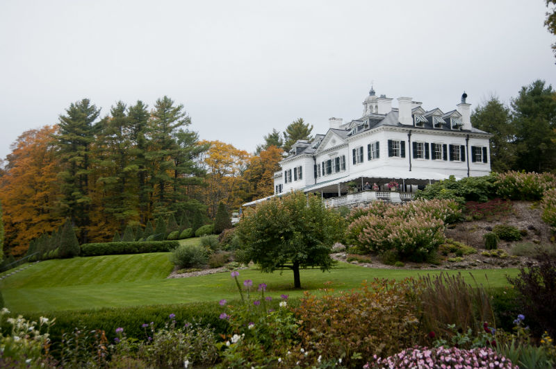 Visit The Mount, Gorgeous Mansion in Lenox, MA - Photo Courtesy of The Mount