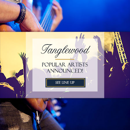 Tanglewood Popular Artists Line Up