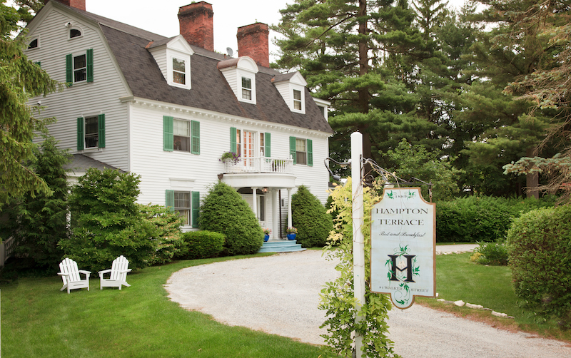Hampton Terrace Inn, a top rated hotel