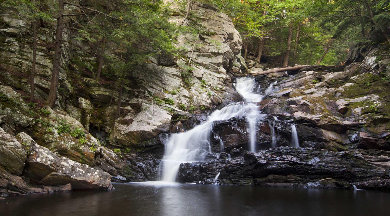 Berkshire, MA getaway hike