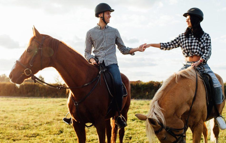horseback trail ride experiences in the berkshires