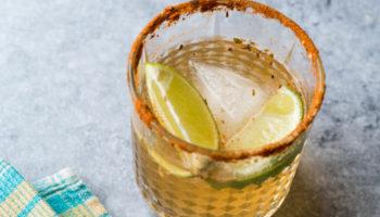 Delicious Mezcal Mule Cocktail